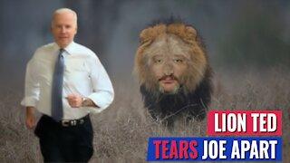 LION TED CRUZ TEARS APART JOE BIDEN'S AMERICA LAST FOREIGN POLICY