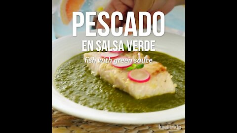 Fish with Green Sauce