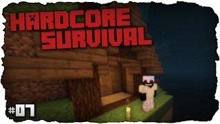 More Base Building | Hardcore Survival | Minecraft | #7