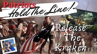 Patriots HOLD THE LINE: Latest Election Updates... #ReleaseThe Kraken