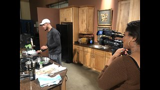 Bills safety makes WNY home, cooking up delicious fun in the offseason