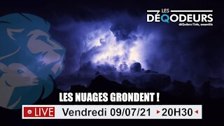 Les Nuages Grondent ! (live du 9 juillet 2021)