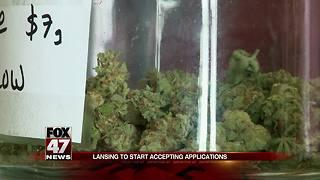 Lansing taking marijuana dispensary applications
