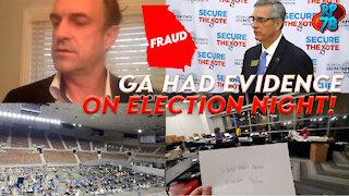 Maricopa Audit Final Week, GA Election Officials Had PROOF Of Fraud