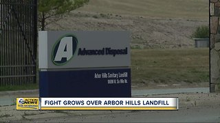 Fight grows over Arbor Hills landfill