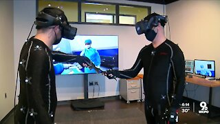 Evendale company uses Hollywood and gaming technology to create 'virtual operating room'