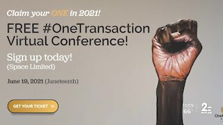Financial literacy conference on Juneteenth hopes to close racial wealth gap