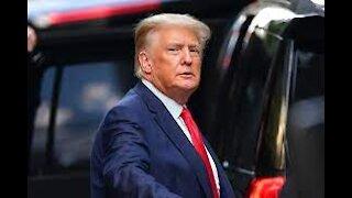 Trump Blasts Biden Over Records Release