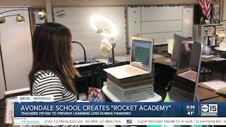 "Avondale school creates ""Rocket Academy"""