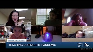 Teaching during a pandemic: lessons in distance learning