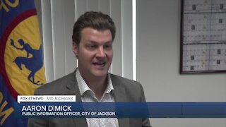 Public Information Officer Aaron Dimick