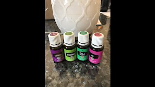 Sharing Emotional Support with Essential Oils