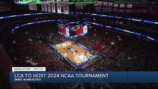 Detroit to host 2024 NCAA basketball regional