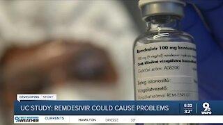 Study: Concerns surrounding COVID-19 treatment Remdesivir