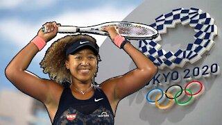 Naomi Osaka returns to tennis at Tokyo Olympics and WILL SPEAK TO THE MEDIA!