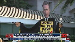 Eviction ban could be extended