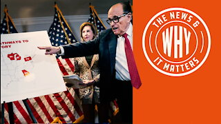Trump's Legal Team Issues BOMBSHELL Claims on Election | Ep 667