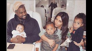 Kim Kardashian West declares she'll love Kanye West forever in birthday post