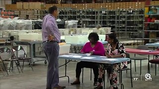 Palm Beach County election head discusses upcoming primary after Iowa caucus issues