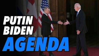 The Putin-Biden Geneva Summit agenda