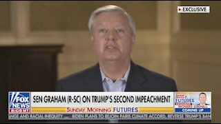 Graham: Impeaching Trump After He Leaves Office 'Is Disastrous for the Country and Our Party'
