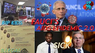 Covid Vaxx AIDS Epidemic Coming, United Employees Big Win, Cleveland Clinic Denies Donor