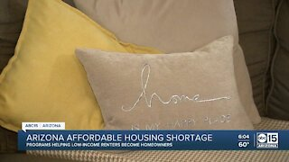 Valley agencies helping low-income families become homeowners