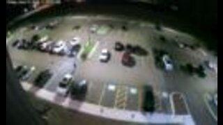Surveillance video shows carjacking at Top Golf