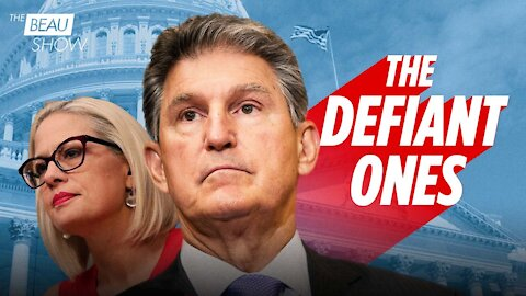 Manchin Mans Up To Budget Insanity   The Beau Show
