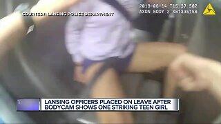 Lansing Police officers under investigation