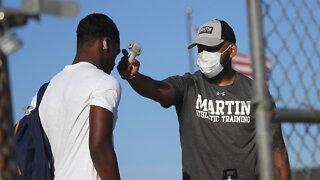High Schools Prepare For Fall Sports Despite Pandemic