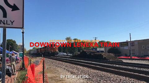 Downtown Lenexa Train