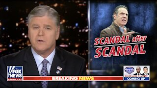 Hannity: Cuomo needs to stop blaming everyone but himself