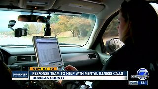 Response team to help with mental health calls in Douglas County