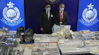 9 Arrested In Alleged Hong Kong Bomb Plot