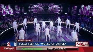 """Tulsa teen on """"World of Dance"""""""