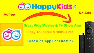 Happy Kids Tv: How To Install on Your Firestick