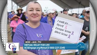 Relay For Life // NOW Through August 7th, Save Lives