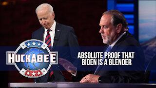 Absolute PROOF That Biden's Brain is in a Blender   FOTM   Huckabee