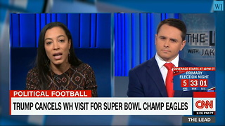 CNN Commentator Slams National Anthem On-Air, Calls It 'Problematic'