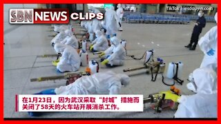 Chinese Whistleblower Claims First Covid Outbreak Was Intentional - 3959