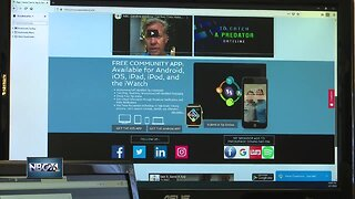 Door County Sheriff's Office and public schools explain how app can help students