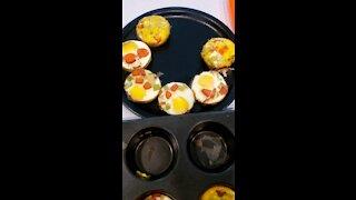 Pt.2 mini pig breakfast