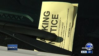Contact7 fights $75 parking ticket for man who paid for spot