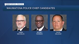 Wauwatosa Police and Fire Commission names finalists for police chief