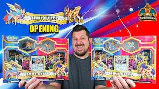 True Steel Premium Collection Set   Pokemon Cards Opening