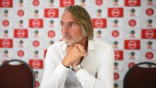 SOUTH AFRICA - Cape Town - Cape Town City coach Jan Olde Riekerink(video) (6A3)