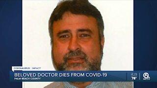 Beloved Palm Beach County pediatrician dies from coronavirus