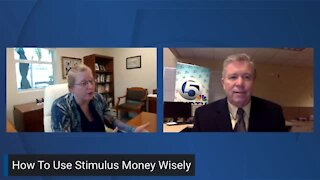West Palm Beach financial expert talks stimulus money
