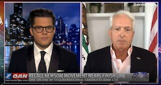 After Hours - OANN Recall Newsom with John Cox
